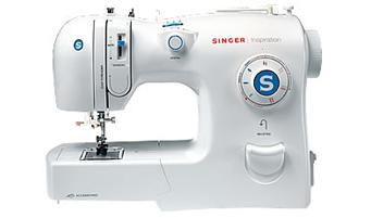 singer sewing machine inspiration